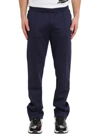Valentino Vltn Jersey Pants