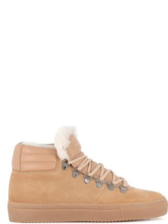"Zespà Lace-up Boots ""s2-170"""