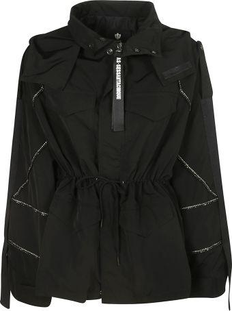 AS65 Multiple Pocket Detail Jacket