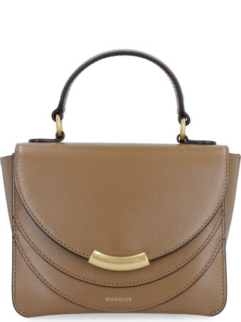 Wandler Luna Leather Mini Bag