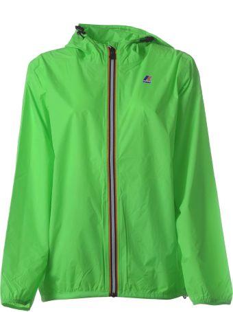 K-Way K-way Windproof Jacket