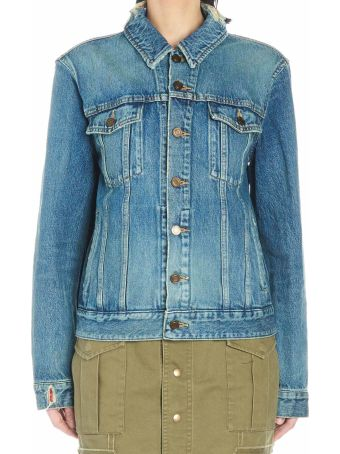Saint Laurent 'bandana' Jacket