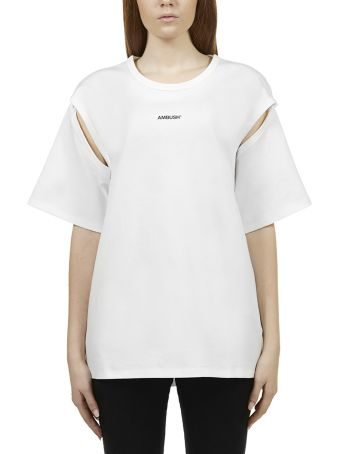 AMBUSH Logo Print T-shirt