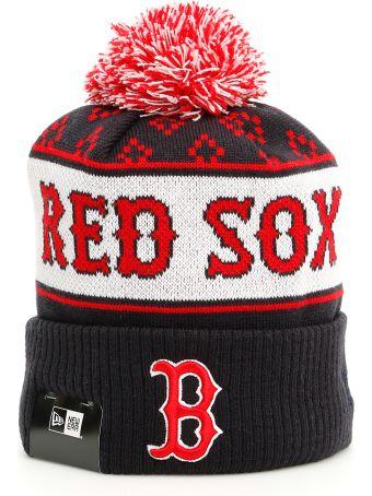 Marcelo Burlon Red Sox Pom Pon Hat