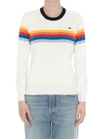 Lacoste L!VE Stripe Sweater