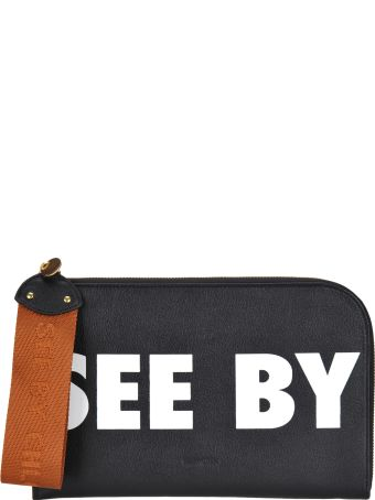 See by Chloé See By Chloe' Joris Large Pouch
