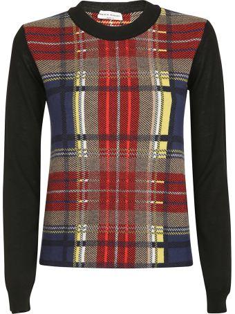 Sonia Rykiel Checked Sweater