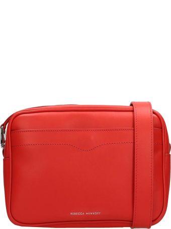 Rebecca Minkoff Red Leather Bag