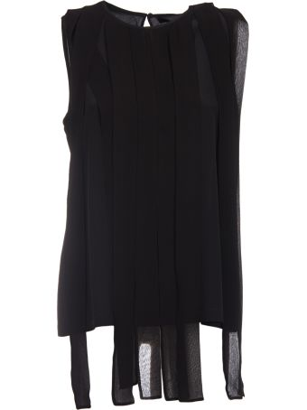 Max Mara Pianoforte Tasseled Top