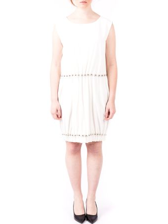 Boutique Moschino Boutique Moschino Crepe Dress