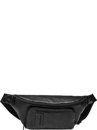Piquadro Leather Bum Bag