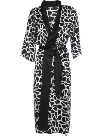 Federica Tosi Giraffe Print Dress