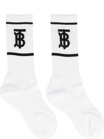 Burberry 'tb' Socks
