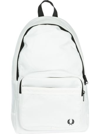 Fred Perry  Rucksack Backpack Travel Twin Tipped