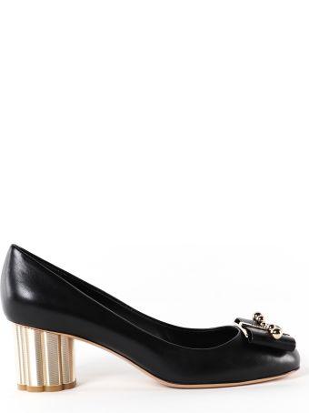 Salvatore Ferragamo Capua Pearl Shoe