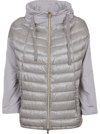 Herno Mid-sleeve Down Jacket