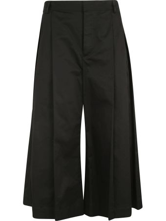 Moncler Genius Noir Cropped Trousers