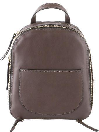 Gianni Chiarini Saffiano Leather Backpack