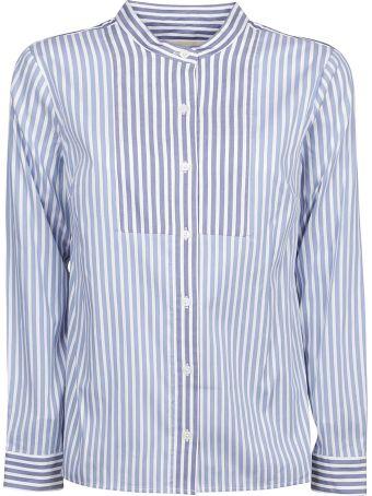 Michael Kors Striped Pattern Shirt