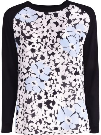 Weekend Max Mara Floral Sweatshirt