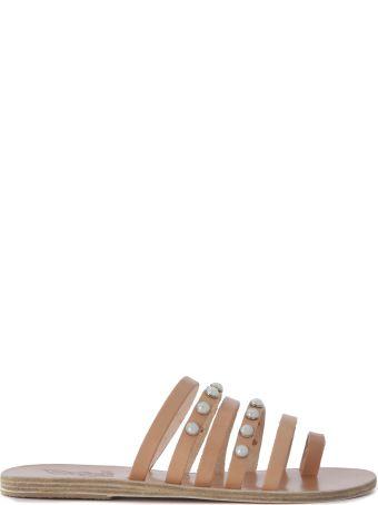 Ancient Greek Sandals Niki Leather Sandal