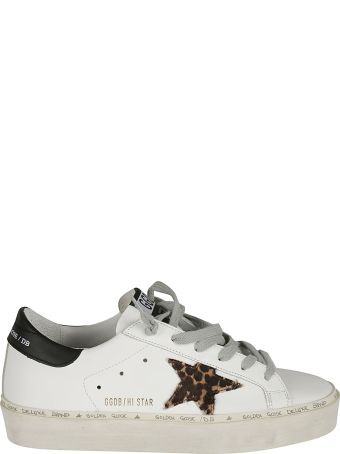 Golden Goose Leo Star Sneakers