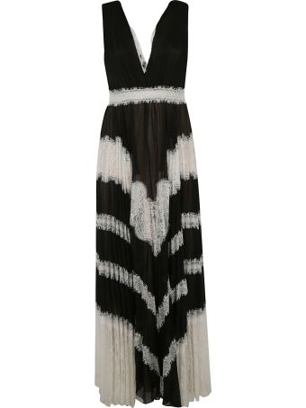 Alice + Olivia Lace Flared Dress