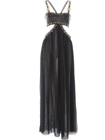 Fausto Puglisi Embellished Dress