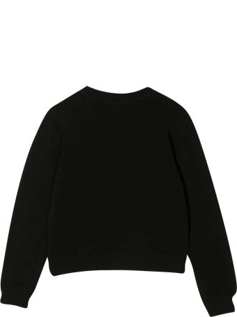 Moschino Black Sweatshirt
