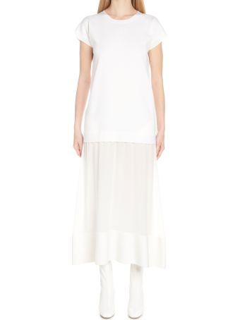 Agnona 'contrasto' Dress