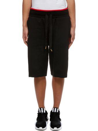 Dolce & Gabbana Stripe Trim Shorts