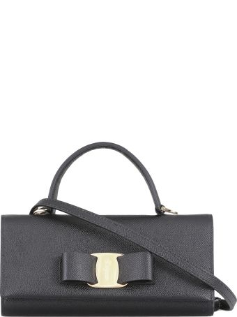 Salvatore Ferragamo Pouch With Vara Bow
