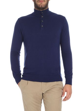 Hackett Wool And Cashmere Sweater