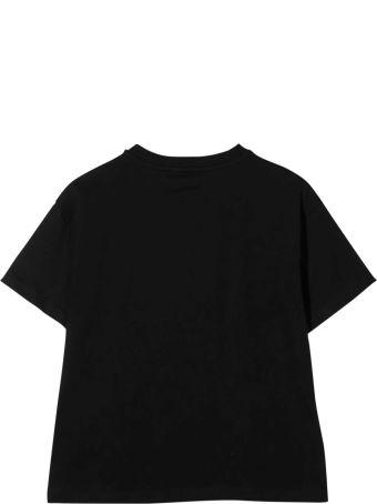 Fendi Black T-shirt Teen
