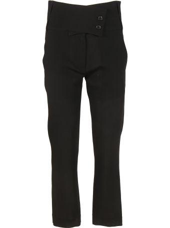 Ann Demeulemeester High Waist Trousers
