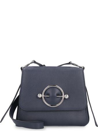 J.W. Anderson Disc Leather Shoulder Bag