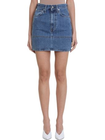 Helmut Lang Femme Utility Skirt