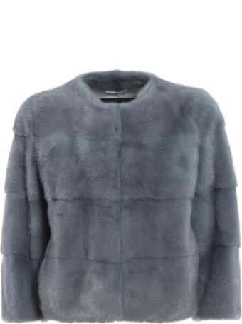 S.W.O.R.D 6.6.44 Sword Short-length Furry Jacket