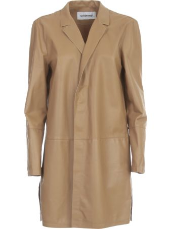 Sylvie Schimmel Leather Could Effect Overcoat