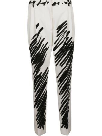 Moschino Pen Print Trousers