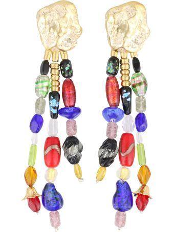 AMBUSH Nobo Beads Earrings