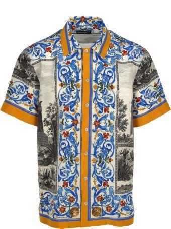 Dolce & Gabbana Dolce&gabbana Shirt Maiolica