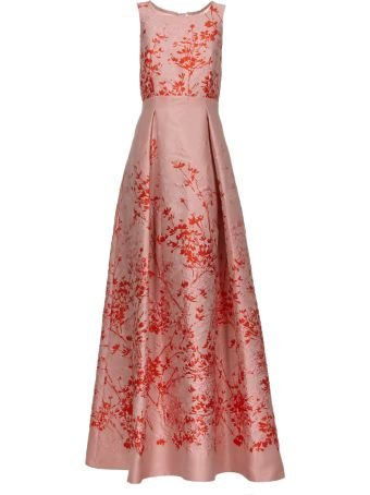 Max Mara Pianoforte Piano Forte Printed Floral Dress