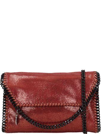 Stella McCartney Bronze Faux Leather Falabella Mini Bag