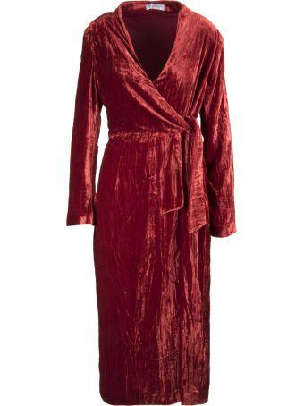 Ailanto Wrapped Style Dress