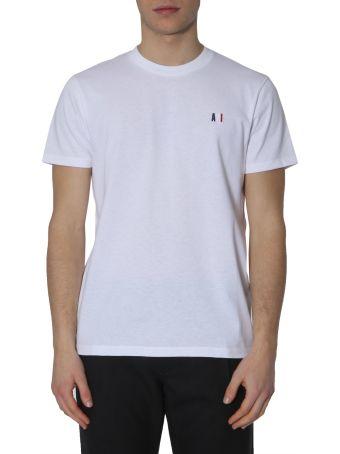 Ami Alexandre Mattiussi T-shirt With Logo