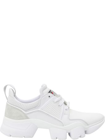 Givenchy White Jaw Sneakers