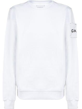 Gaelle Bonheur Logo Patch Sweatshirt