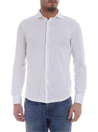 Fedeli Polo Shirt Cotton 1ue00101 41