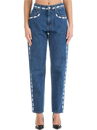 Moschino  Straight Fit Jeans